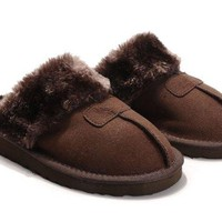 UGG Coquette Slippers 5125 Coffee Outlet UK