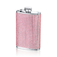Pink Crystal Flask - Flasks - Dwellings
