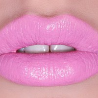 Lime Crime Great Pink Planet Opaque Barbie Pink Lipstick