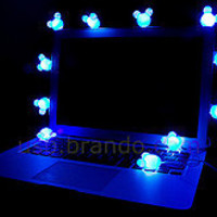 All about USB | USB 3.0, USB Gaming, USB Lifestyle | Brando Workshop : Disney Mickey USB Decor Light (12 LED Lights)