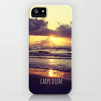 Carpe Diem iPhone Case by Libertad Leal Photography | Society6
