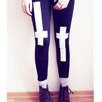 PrettySucks / Female / Good or Evil Leggings: 29,00 EUR