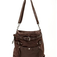 Back Bay Crossbody Purse - Roxy