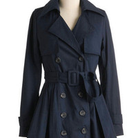 On a Foggy Night Coat | Mod Retro Vintage Coats | ModCloth.com