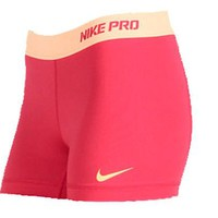 NIKE Women's Pro Core Compression Shorts 5