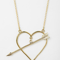 Urban Outfitters - Monserat De Lucca Heart Necklace