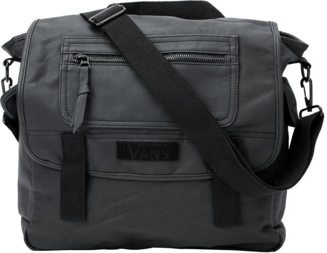 Vans Girls Battalion Black Convertible Bag at Zumiez : PDP