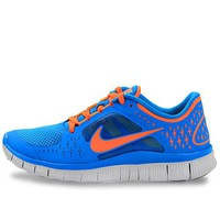 Nike Lady Free Run  V3 Running Shoes - 6 - Blue