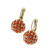 Pree Brulee - Lotus Pond Earrings