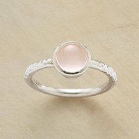 ROSE QUARTZ RING         -                  Gemstone         -                  Rings         -                  Jewelry                       | Robert Redford's Sundance Catalog