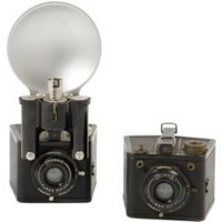 One Kings Lane - Nigel Barker - Vintage Kodak Brownie Cameras, Pair