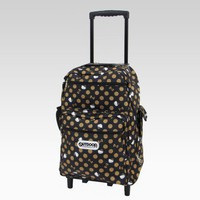 shop.sanrio.com - Hello Kitty Black Rolling Luggage: Polka Dot