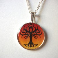 Tribal Tree of Life Necklace