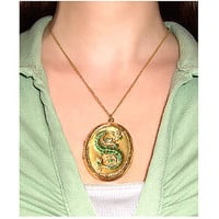 Harry Potter Slytherin Ornate Horcr.. on Luulla