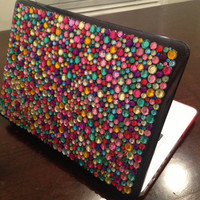 MacBook Pro 13 inch rhinestone case
