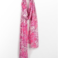 Lilly Pulitzer - Murfette Scarf- Alpha Phi