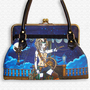Custom Handbag Pirate Girl Helena Purse