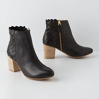 Kenna Cutout Booties