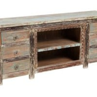 One Kings Lane - Rustic Living - Media Storage Cabinet