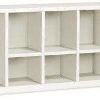 Martha Stewart Living? Craft Space Center Cubby Organizer - Shallow Cubbies - Martha Stewart Living? Craft Furniture - Martha Stewart Living? | HomeDecorators.com