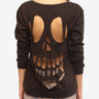 Urban Outfitters - Truly Madly Deeply Cutout Sweatshirt
