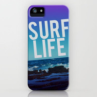 Surf Life iPhone Case by Leah Flores | Society6