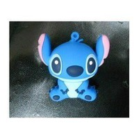 High Quality 8 GB Stitch style USB flash drive - Blue: Computers &amp; Accessories
