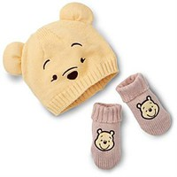 Winnie the Pooh Hat and Gloves Set for Baby | Disney Store