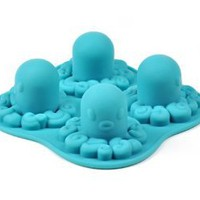 Fred and Friends Coolamari Octopus Ice Tray: Amazon.com: Kitchen & Dining