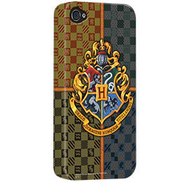 Harry Potter Hogwarts Crest iPhone Case