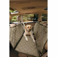Dog Armour Backseat Dog Hammock | Dog Car Seat Covers | Dog Car Seat Covers from FetchDog
