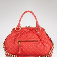 Marc Jacobs Quilted Stam - Satchels - Handbags - Handbags - Bloomingdale's