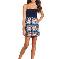 Roxy Juniors Savage Dress: Clothing