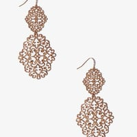 Filigree Dangle Earrings