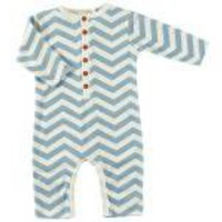 Eggshell Zigzag Romper