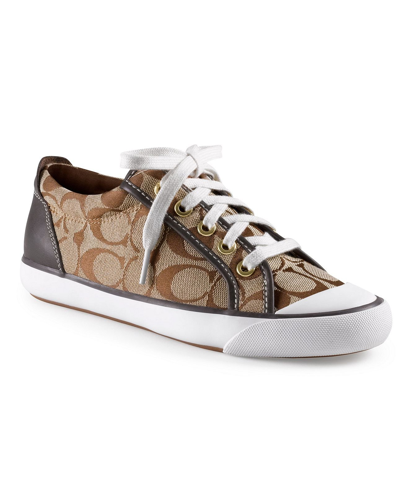 COACH BARRETT SNEAKER  Coach Shoes  from Macys