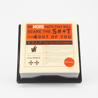 Urban Outfitters - 365 More Facts That Will Scare The S#*t Out Of You By Cary McNeal