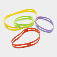 X-Shaped Rubber Bands | MoMA Store