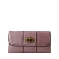FOSSIL Wallets Sale:Wallets Vintage Revival Flap Clutch SL3976