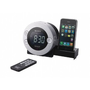 Sony ICF-C7IP Clock Radio for iPod and iPhone with Hidden Sliding Dock Tray: Home &amp; Garden