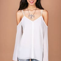 Angel Swing Blouse - Chiffon Blouses at Pinkice.com
