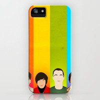The Big Bang Theory iPhone Case by Bantam | Society6