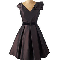 Full Skirted Cocktail Dress - Short Dresses - DRESSES - Jessica Simpson Collection