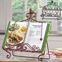 Cookbook Holder - Fresh Finds - Kitchen &gt; Decorative
