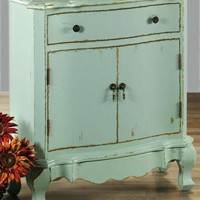 Moorsville Painted Cabinet - Cabinets -  Living Room Furniture -  Furniture | HomeDecorators.com