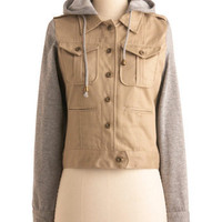 Snappy Camper Jacket | Mod Retro Vintage Jackets | ModCloth.com