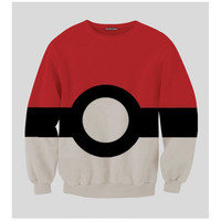 PRE  ORDER Pokemon I Choose You Sweatshirt by SweaterJunkieCo
