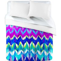 DENY Designs Holly Sharpe Summer Dreaming Duvet Cover, Twin