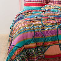 Janna Quilt - Anthropologie.com