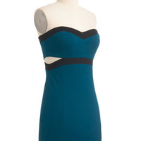 Cutout for Fun Dress | Mod Retro Vintage Dresses | ModCloth.com